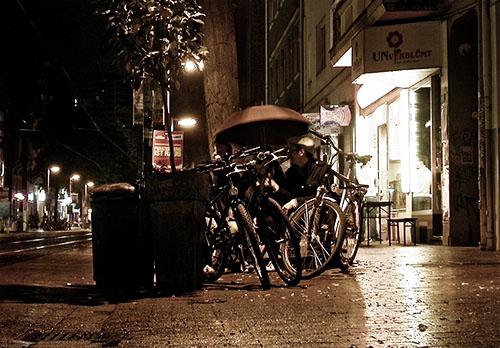 limmern in the rain